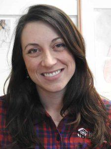 Photo of Development Officer Courtney Allen