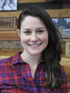 Photo of Outreach Coordinator Elizabeth Ferguson