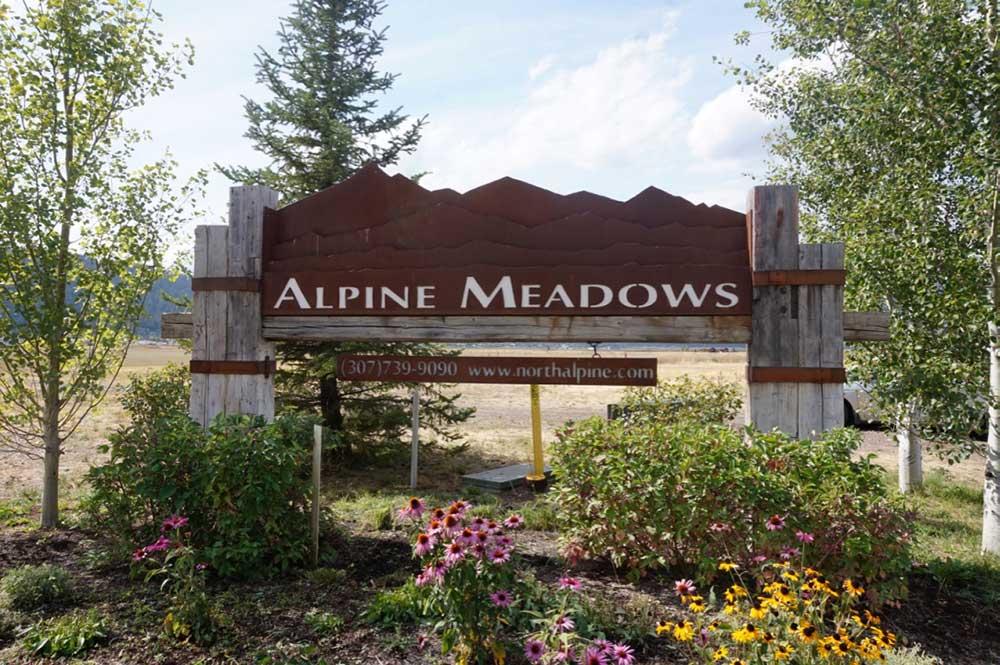 Alpine Meadows - Teton Habitat